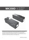 MK350D User Manual